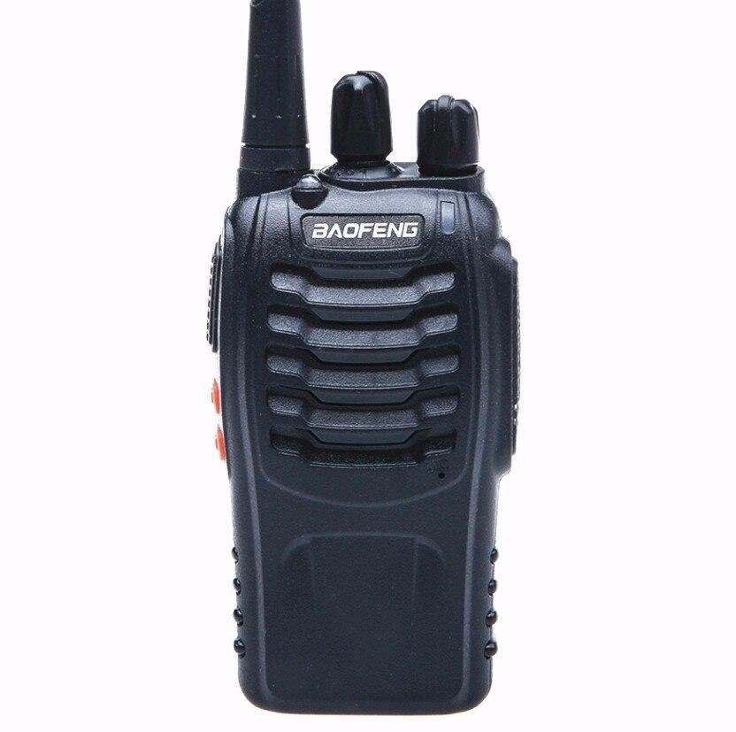 bilder für 1 STÜCKE baofeng bf-888s walkie talkie baofeng 888 s 16ch 5 watt uhf 400-470 mhz cb radio tragbare de radio de radio de mano para la