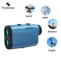 Prostormer Telescope Laser Rangefinders Distance Meter 800 1000M 7X Monocular Hunting Golf Laser Range Finder Tape