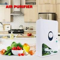 2018 Nova AirPurifier OzoneGenerator 220 V Purificador De Ar purificador de ar purificador de aire tempo de Tratamento 600mg FishColorful Pacote Purificadores de ar     -