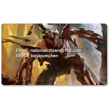 Many Playmat Choices- Vorinclex, Voice of Hunger- MTG Board Game Mat Table Mat for Magical Mouse Mat the Gathering