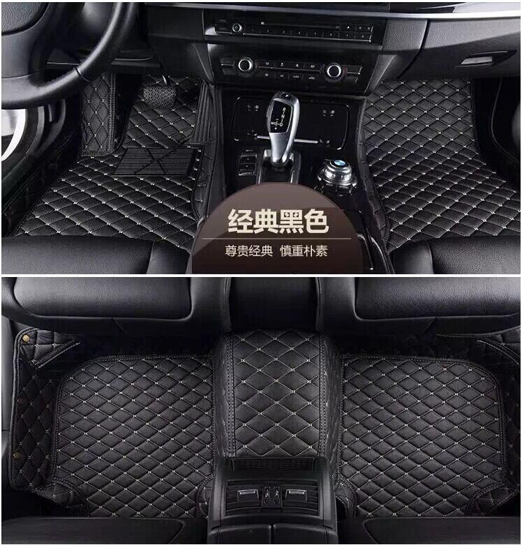 Land Rover Discovery 4 Lr4 2012 3d Model: 3D Luxury Slush Floor Mats Foot Pad Mat For Land Rover