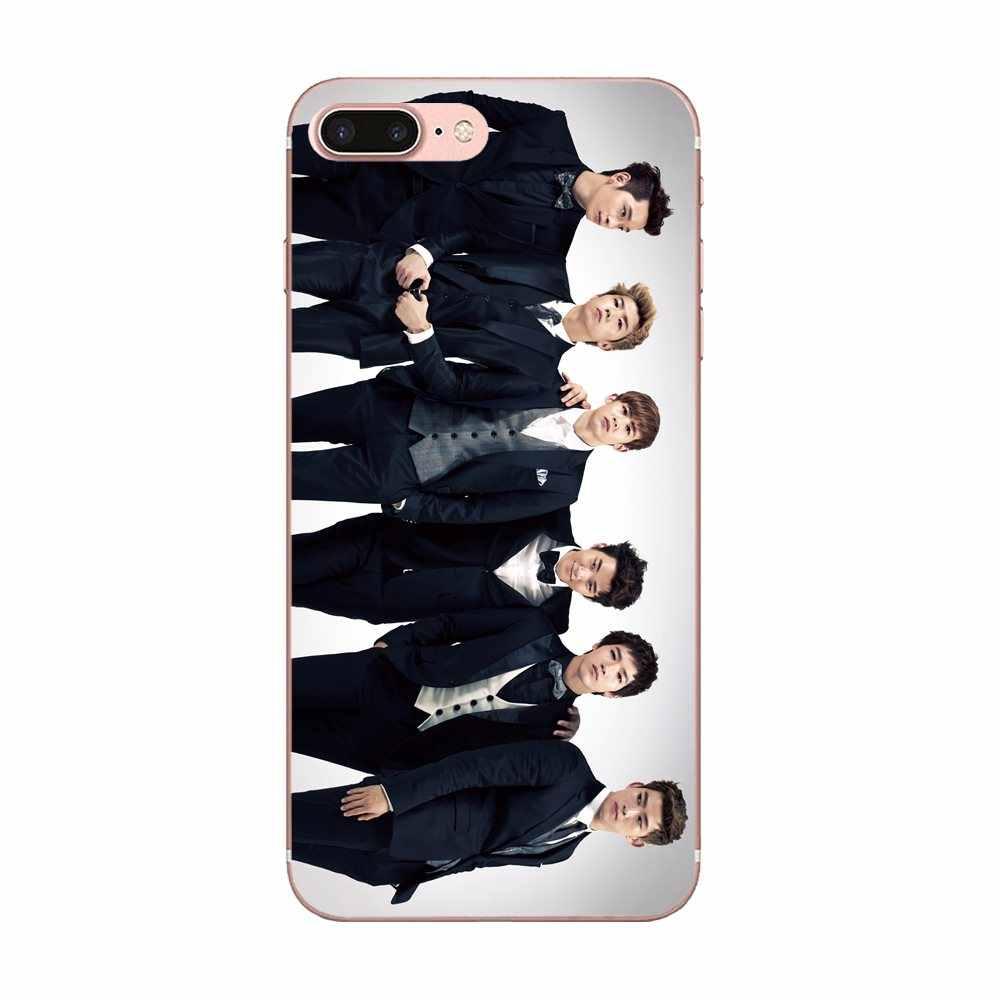 Для Galaxy A3 A5 A7 A8 A9 A9S On5 On7 Plus Pro Star 2015 2016 2017 2018 популярный чехол 2 pm Kpop