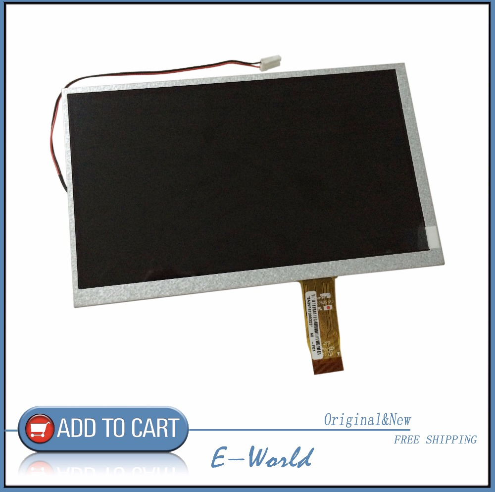 ⑦Original y nuevo 7 pulgadas LCD HSD070I651 HSD070I651-F00 (Jl ...
