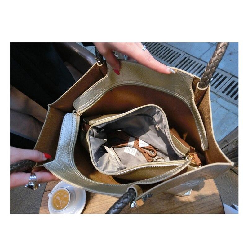 fashion women gold bag vintage bolsas feminina