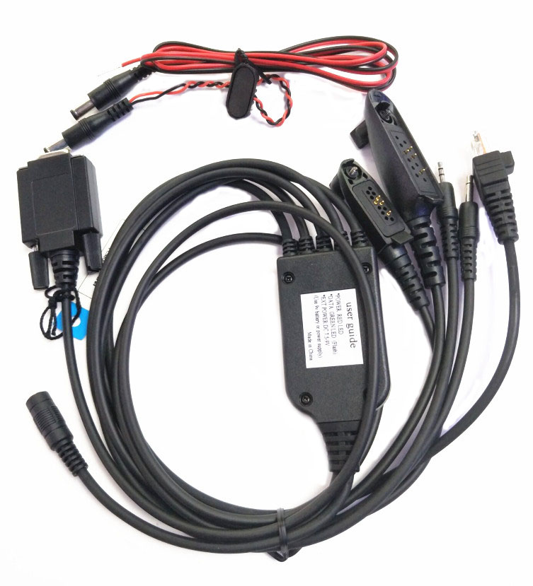 5 in 1 Programming Cable for GP600 CP200 CT150 Two-way Radios RPC-M5X with free shipping5 in 1 Programming Cable for GP600 CP200 CT150 Two-way Radios RPC-M5X with free shipping