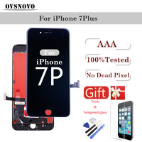 AAA LCD Display Touch Screen For IPhone 7 7Plus LCDs Replacement Digitizer Assembly Pantalla Parts With