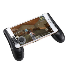 Mobile Gaming Joystick With Desk Holder