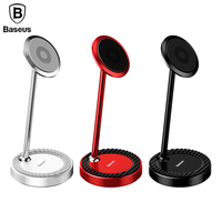 Baseus Desktop Phone Stand Holder For IPhone Samsung OnePlus 5t Mobile Phone Holder Stand Tablet PC