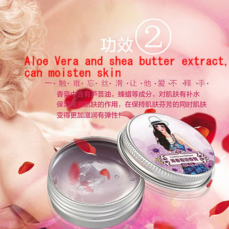 Natural AFY Youthful Love Perfume.Charming fragrance Potpourri Solid perfume