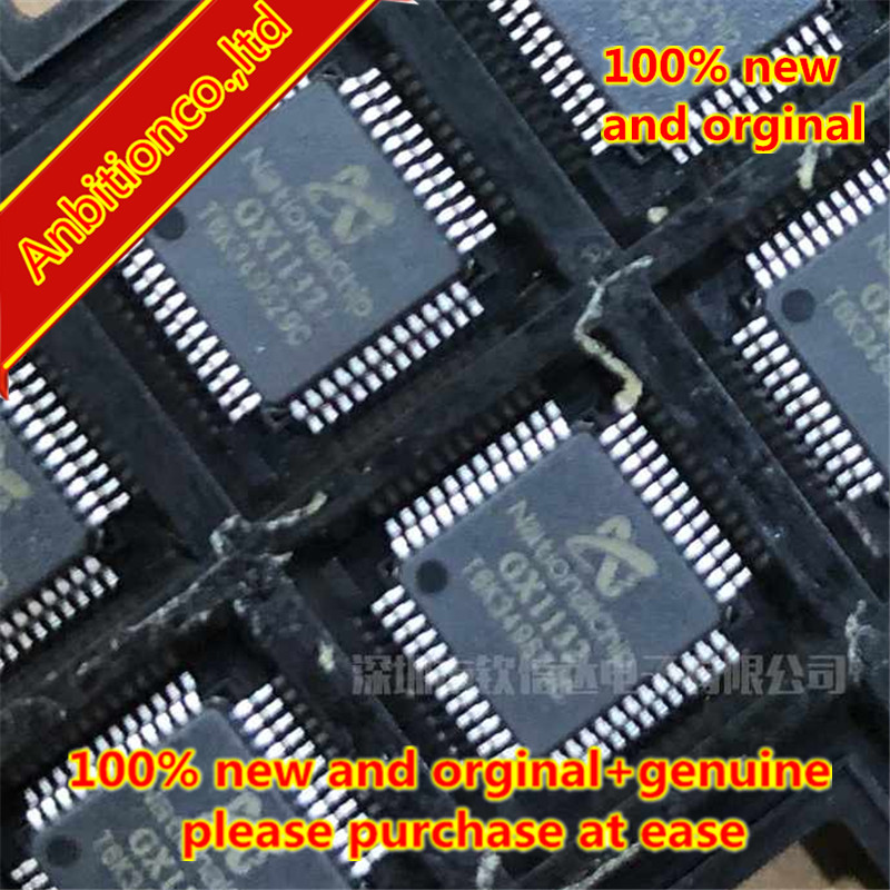 1pcs 100% New And Orginal Free Shipping GX1132 LQFP48 In Stock