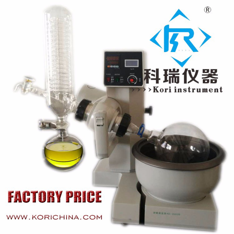 все цены на 1l Digital LCD rotary evaporator with Serpentine coil Crystallizer equipment