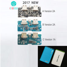 5V 2A 1A Mobile Power Bank DIY Kits Charger Circuit Board Charge Step Up Boost Power Module 6S/4S 18650 Shell Case Double USB