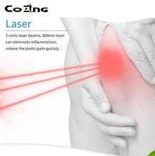Последние tech Колено Артрит домашнего использования низкий уровень лазерная терапия колено физиотерапия оборудования