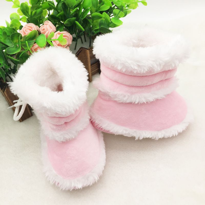 Infant-Toddler-Kids-Girls-Warm-Winter-Snow-Shoes-Baby-Walker-Crib-Boots-0-18M-3
