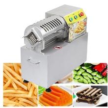 Электрическая машина для резки нержавеющей стали многофункциональная машина для резки Картофель Фрукты и овощей