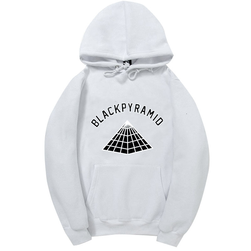 4am Brand Chris Brown Black Pyramid Hip Hop Hoodie Men And Women Sweatshirts Skateboard Street Style Cotton Tracksuit Hoodies