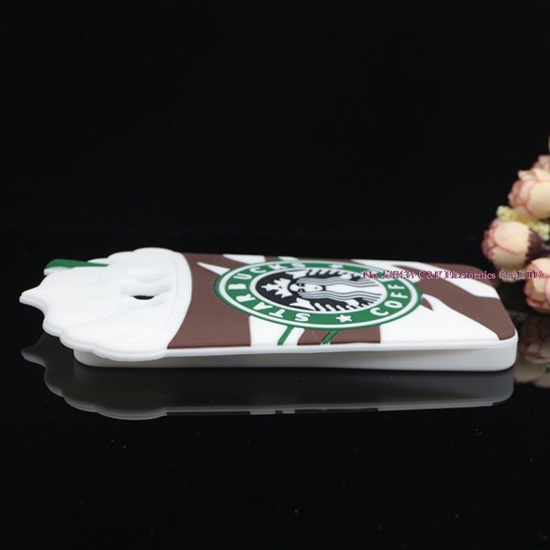 Starbuck Coffee Cup Case For Samsung Galaxy J7 2016 J710F J7108 J710 Horse Cat Rabbit Ice Cream Silicone Phone Cover