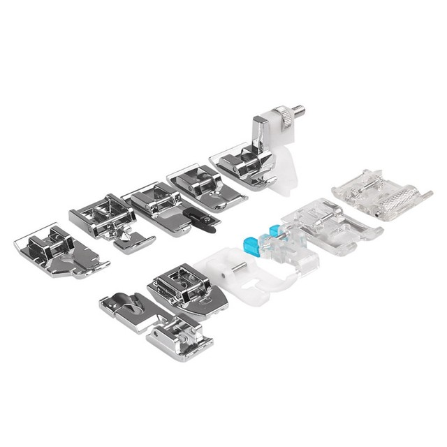 40 Pcsset Multifunction Sewing Machine Feet Presser Foot Spare Enchanting Janome Sewing Machine Spare Parts