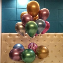 12 inch metal thickening latex balloons balloon photo wedding party decoration ballon LINTINGHAN