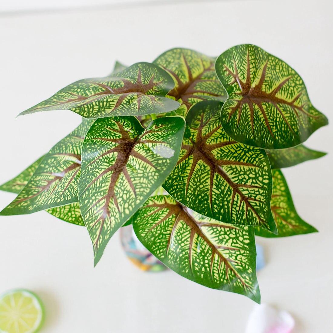 Landscape Decorative Flower Various Artificial Plants Mini Green ...