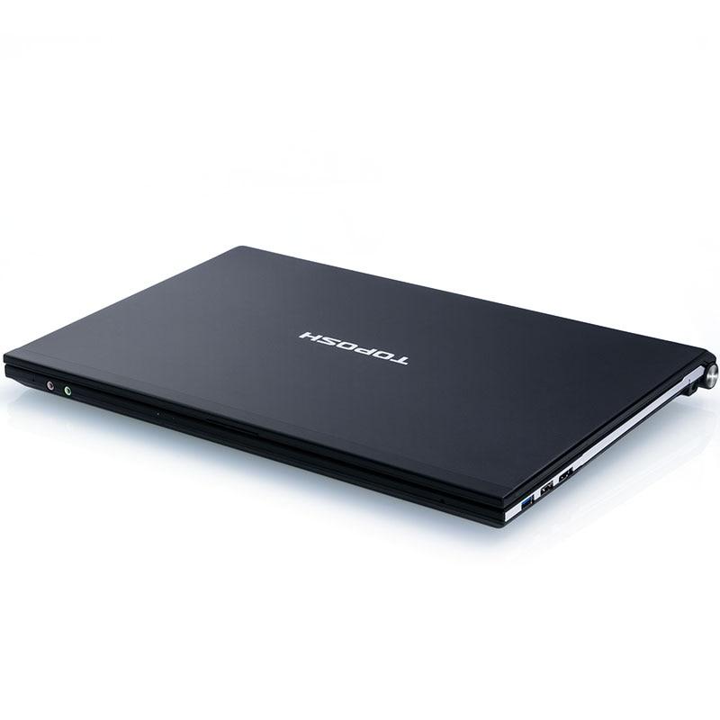 """מחשב נייד 8G RAM 256G SSD השחור P8-16 i7 3517u 15.6"""" מחשב נייד משחקי מקלדת DVD נהג ושפת OS זמינה עבור לבחור (4)"""