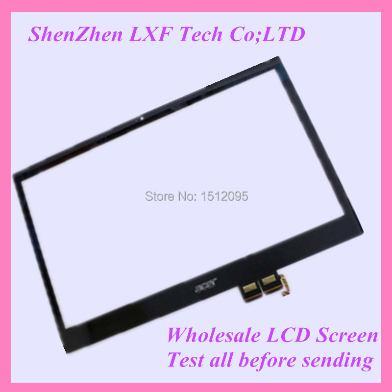 14''Laptop Touch Screen Panel LCD Screen Digitizer For Acer V5-471 v5-471P V5-471G V5-431P V5-431 new 14 laptop front touch screen glass digitizer panel for acer aspire v5 471 v5 471p v5 431p v5 431pg series replacement parts