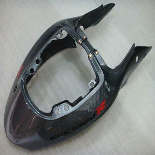 Bodywork Fairing Kit Set Fit For Suzuki Hayabusa GSXR1300 1997-2007 2006 High Quality ABS Plastic Injection Molding Black&Gray (4)