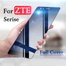 Screen Protector Pelindung Kaca Di For ZTE Nubia Z17 Mini Z17s Z11 Z18 S AXON 7 N3 V18 Tremp Z 17 11 Mini Axon7 Kasus Film(China)
