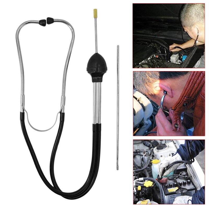 Auto car hearing tool Cylinder Stethoscope car diagnostic Tool Cylinders Stethoscope Car Engine Tester car mechanic tools