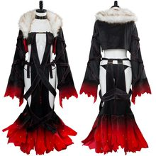 Kader Grand Order Cosplay Assassin Yu Mei Ren Cosplay kostüm yetişkin kadın kız takım kıyafet giyim cadılar bayramı karnaval kostümleri