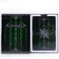 Émeraude Artifice V2 Ellusionist Cartes À Jouer de Poker Original Cartes pour Magicien Collection Jeu De Cartes