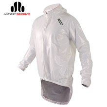 LANCE SOBIKE Cycling Pro Compression Men's Bike Bicycle Cycle Raincoat Rain Gear Windcoat Long Waterproof Jersey Jacket 6 Size