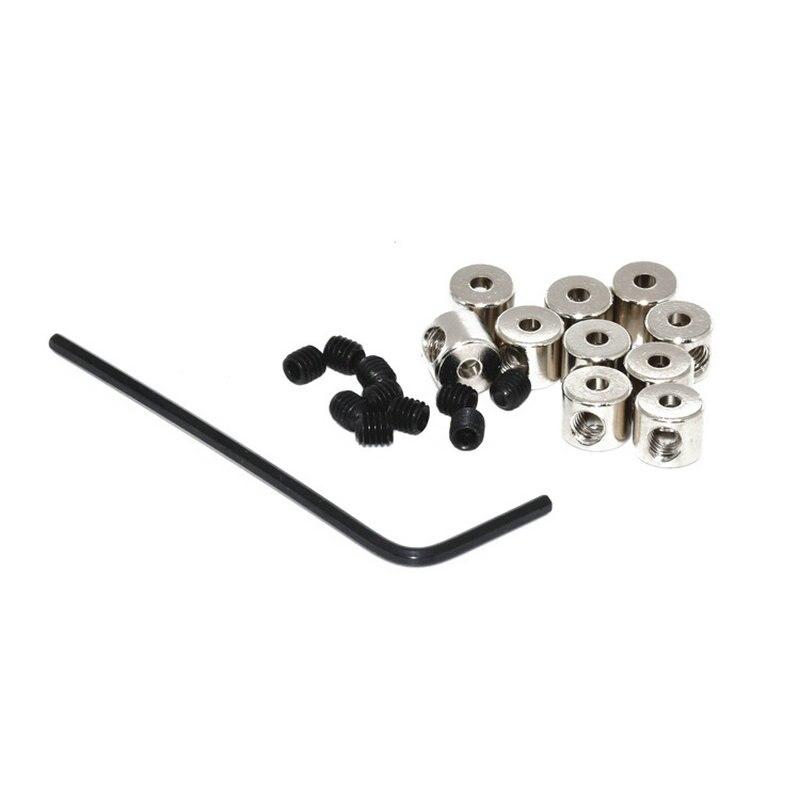 5mm Biker Pins Locking Pin Backs Pin Keepers Locking Pinkeepers Back With Wrench Biker VERY HIGH QUALITY Pin Wrench 10 Pcs/set
