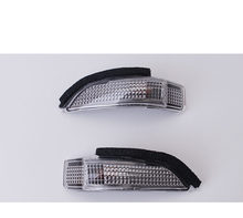 Pair Left Right Rearview Turn Mirror LED Light Lamp Fit for Toyota Camry Corolla Yaris Allion Avalon(China)