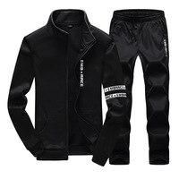 Men S Sportswear Suit 2016 Tracksuit Luxury Brand Men Sportsuits Fashion Suits Winter Warm Sweatpants Hoodies