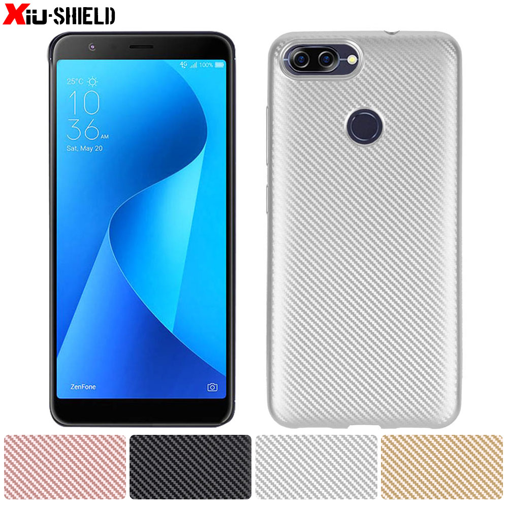 more photos 874c5 58b61 US $3.69 |Soft Silicone Case for ASUS X018D ZenFone Max Plus (M1) ZB570TL  ZB 570 570TL ZB570 TL Case TPU Phone Cover for ASUS_X018D Cover-in ...