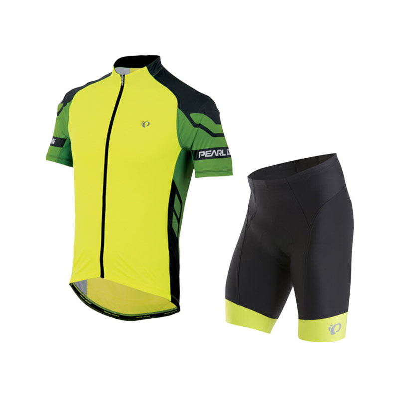 Men Spring Autumn Cycling Jersey Sets Short Sleeve Quick-Dry Cycling Team Racing Equipment Clothing Maillot Ropa Ciclismo M-XL