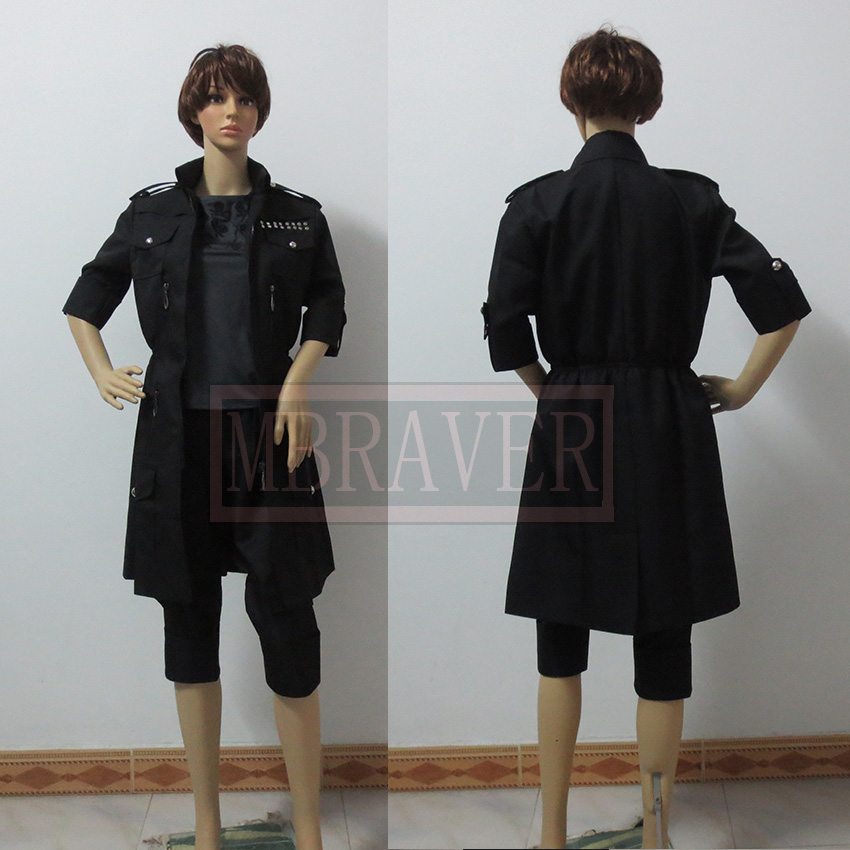 Final Fantasy XV Noctis Cosplay Costume Custom Made Any Size