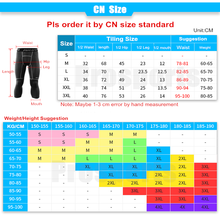 Men's Running Tights Compression Sport Leggings Gym Fitness Sportswear