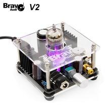 Усилитель для наушников Bravo Audio V2, класс A 12AU7