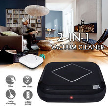 New 2 in 1 Automatic robot vacuum cleaner Home Smart Rechargeable Sweeping Floor aspirador Household Mopping Cleaning Machine