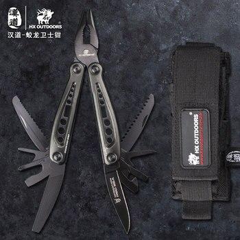Многофункциональный нож для выживания HX, плоскогубцы для кемпинга и отдыха на природе, многофункциональный инструмент, ручные инструменты