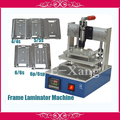110v/220v Frame Laminator Machine Pressure Bracket Laminating Machine For IPhone 4/4S 5/5S 5C 6/6s 6p/6ps Molds