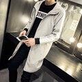Más el tamaño m-5xl brand clothing hombres chaqueta 2016 nueva moda tops vestidos del estilo del resorte otoño rompevientos para hombre chaquetas y abrigos