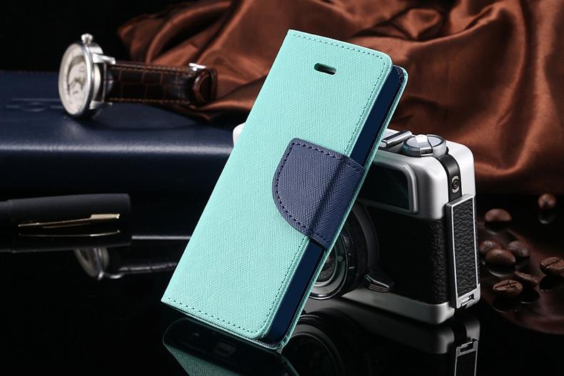 Kisscase dla iphone 4s przypadki nowy hit kolor skóry ultra odwróć case dla iphone 4 4s 4g wizytownik stań pokrywy torby telefon komórkowy 15