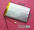 Vido N70 (S) 3.7 V batería incorporada flash compuesto 3570110 3500 mah de espesor 3.5mm * ancho 70mm * longitud 110mm