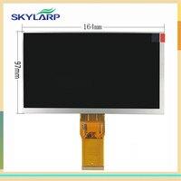 New 7 Inch TABLET Digma Optima 7 4 3g TT7024MG LCD Display Matrix 163 97mm 50pin