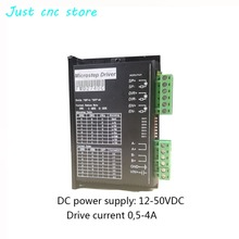 цена на FMD2740C Nema 17 23 stepper motor driver Voltage Current 05 4A two phase For 57 86 Series CNC kit