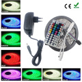 SMD RGB LED Strip rgb strip Led Light 5050 4M 8M 10m 5m 30Leds/m led Tape Waterproof RGB diode ribbon 44Key IR Controller DC 12V