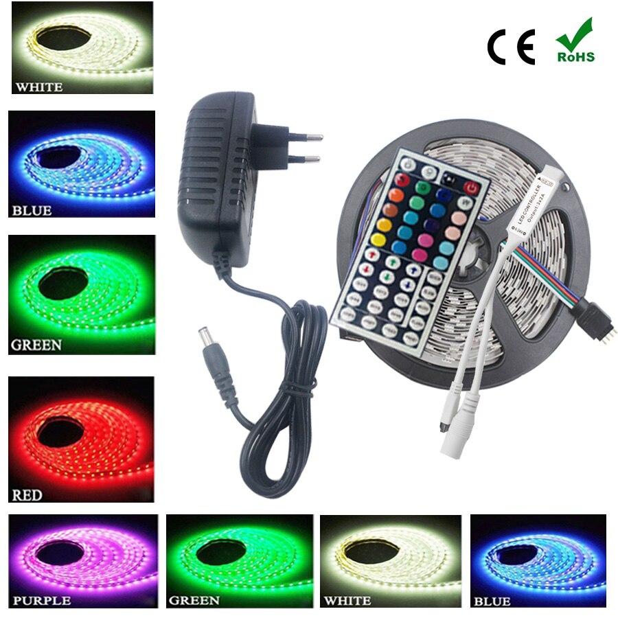 SMD RGB LED Strip rgb strip Leds